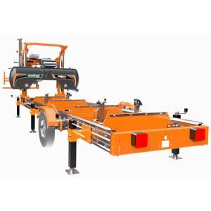 Norwood社製エンジン式移動製材機 (LumberPro HD36) 簡易製材機|themokkoukikai