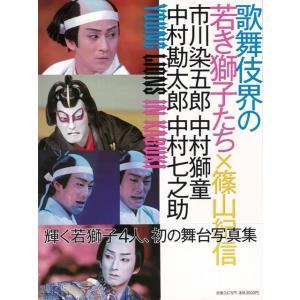 歌舞伎界の若き獅子たち theoutletbookshop