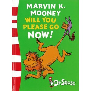 MARVIN K. MOONEY WILL YOU PLEASE GO NOW!|theoutletbookshop