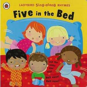 Five in the Bed|theoutletbookshop