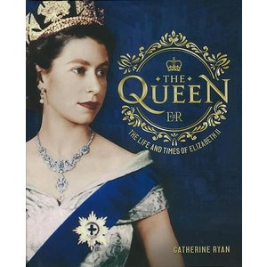 THE QUEEN  THE LIFE AND TIMES OF ELIZABETH II|theoutletbookshop
