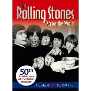 The Rolling Stones Across the World|theoutletbookshop