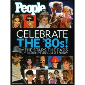 People CELEBRATE THE '80s!|theoutletbookshop