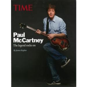 TIME:Paul McCartney|theoutletbookshop