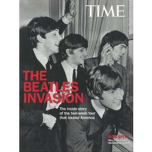 TIME:THE BEATLES INVASION|theoutletbookshop