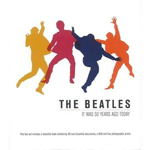 THE BEATLES  IT WAS 50 YEARS AGO TODAY theoutletbookshop