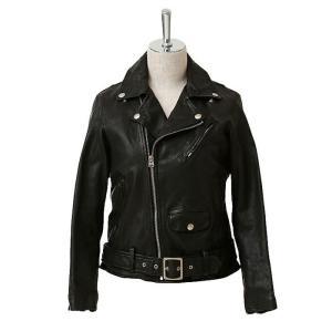 【正規販売】beautiful people(ビューティフルピープル)  17S/S 定番ライダースジャケット shrink leather riders jacket BLACK|thepark