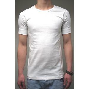 【正規販売】Merz b.Scbwanen(メルツベーシュヴァーネン) アーミーシャツ WHITE|thepark
