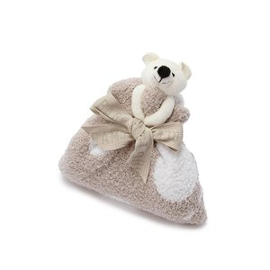 正規取扱店 Barefoot Dreams 530 Cozy Chic Dream Mini Bla...