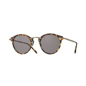 OLIVER PEOPLES オリバーピープルズ ユニセックス 505-SUN DTB-GRY PL|thepark