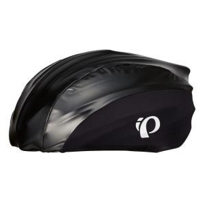 PEARL IZUMI/パールイズミ レイン ヘルメットカバー 3.ブラック(89-3-F) サイク...