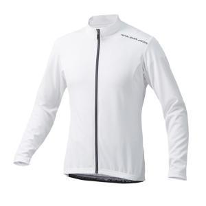 パールイズミ 3000-BL 10.ホワイト Lサイズ クエスト ジャージ 自転車 サイクルウェア|thepowerful