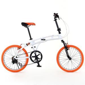 DOPPELGANGER/ドッペルギャンガー 215-DP 20インチ ホワイト×ブラック×オレンジ...