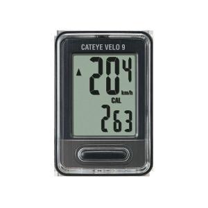 CATEYE/キャットアイ CC-VL820 VELO 9 ブラック(44443-F104) CAT...