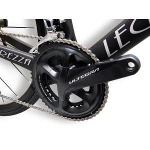 LEGGREZZA SPORTS/レグレッツァスポーツ 700C ロードレーサー R901 470mm マットブラック(6512-R901) ロードバイク 自転車本体|thepowerful|03