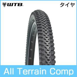 WTB All Terrain Comp (オールテライン) 700×37C 自転車タイヤ「71057」|thepowerful