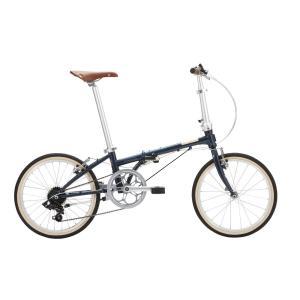 DAHON/ダホン Boardwalk D7/ボードウォーク D7 折り畳み自転車  鮮やかなカラー...