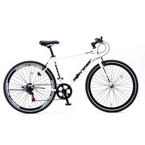 SHIONO/塩野自転車 700XF-W08 SITEROVER/サイトロバー 700C クロスバイ...