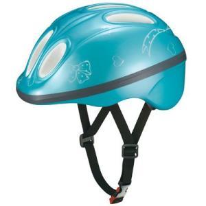 OGK チャビー Chabby 幼児用ヘルメット ブルー 自転車用品 「55022-T451」|thepowerful