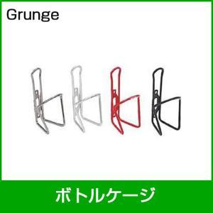 grunge グランジ ボトルケージ  レッド 自転車【】