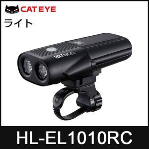 CATEYE キャットアイ ヘッドライト HL-EL1010RC VOLT1600 ボルト1600 自転車ライト「」 thepowerful
