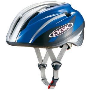 OGK ジェイ・クレス2 J-CULES2 子供用ヘルメット ブルーカーボン 自転車用品 「55015-T373」|thepowerful