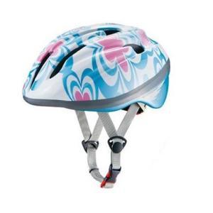 OGK ジェイ・クレス2 J-CULES2 子供用ヘルメット フラワーブルー 自転車用品 「55010-T431」|thepowerful
