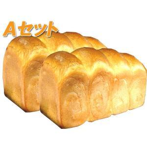 米粉パン 「Aセット」 食パン2斤×2個|thepowerful
