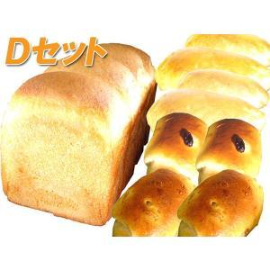 米粉パン 「Dセット」 食パン2斤×1個 + 菓子パン(クリーム、チョコレート、ピーナッツバター、クルミ)×各2個|thepowerful