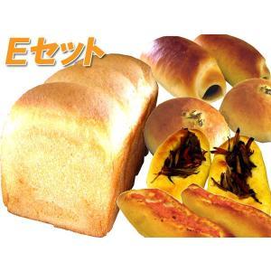 米粉パン 「Eセット」 食パン2斤×1個 + 惣菜パン(明太子、トマトピザ、コーン、ウィンナー)×各2個|thepowerful