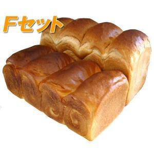 米粉パン 「Fセット」 米粉食パン2斤 + 玄米食パン2斤|thepowerful