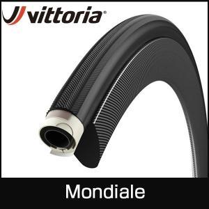 vittoria ヴィットリア Mondiale モンディアーレ 28-23 黒 チューブラー タイヤ ロード 自転車 「69048」|thepowerful