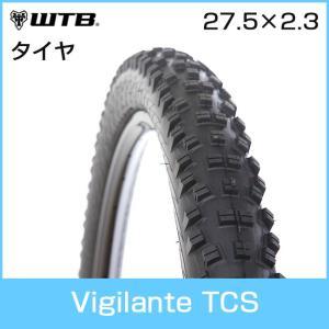 WTB Vigilante TCS(ヴィジランテTCS) 27.5 x 2.3 TCS Light 650B 自転車タイヤ「」|thepowerful
