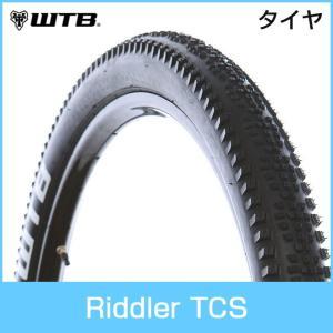 WTB Riddler TCS(リドラーTCS) 27.5 x 2.4 tough 650B 自転車タイヤ「」|thepowerful