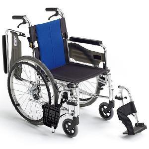 BAL-3(バル3) 車椅子(車いす) ミキ製 セラピーならメーカー正規保証付き/条件付き送料無料 ノーパンクタイヤ標準装備|therapy-shop