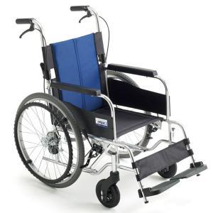 車椅子(車いす) ミキ製 BAL-1S(バル1S) セラピーならメーカー正規保証付き/条件付き送料無料|therapy-shop