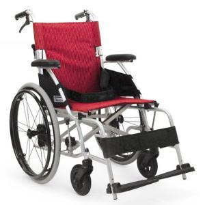 車椅子(車いす) カワムラサイクル製 BML22-40SB セラピーならメーカー正規保証付き/条件付き送料無料 軽量|therapy-shop