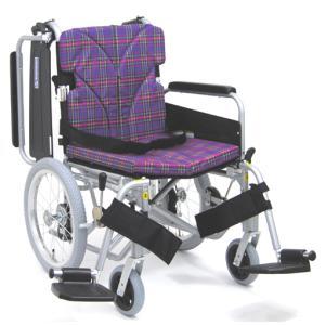 KA816-40(38・42)B-M.LO.SL 車椅子(車いす) カワムラサイクル製 セラピーならメーカー正規保証付き/条件付き送料無料|therapy-shop