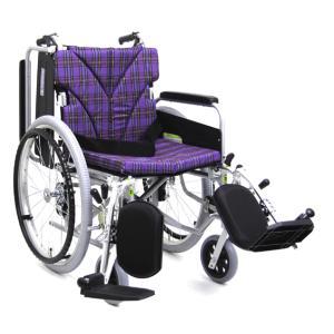 KA822-40(38.42)ELB 車椅子(車いす) カワムラサイクル製 セラピーならメーカー正規保証付き/条件付き送料無料|therapy-shop