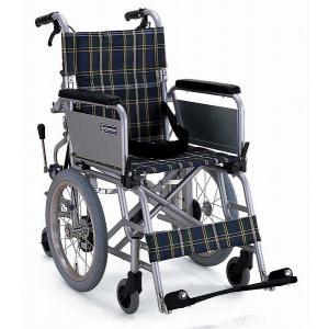 KAK16-40B「こまわりくん」 車椅子(車いす) カワムラサイクル製 セラピーならメーカー正規保証付き/条件付き送料無料 小回りの6輪車|therapy-shop