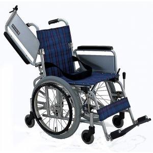 KAK18-40(こまわりくん) 車椅子(車いす) カワムラサイクル製 セラピーならメーカー正規保証付き/条件付き送料無料 小回りのきく6輪車|therapy-shop