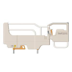 パラマウントベッド製 スイングアーム介助バー/ スタンダード KS-096A(ホワイトアイボリー) 立ち上がり時のつかまりに。