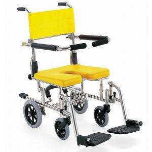 KS10 入浴用車椅子(車いす) カワムラサイクル製 セラピーならメーカー正規保証付き/条件付き送料無料 介護機能満載、多機能タイプ|therapy-shop
