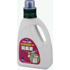 ポータブルトイレ用防臭液大容量(無色タイプ) 1800ml|therapy-shop