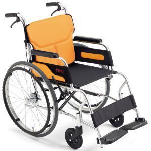 車椅子(車いす) ミキ製 M-43RK ミキ社のメイド・イン・ジャパン製(日本工場製) セラピーならメーカー正規保証付き/条件付き送料無料|therapy-shop