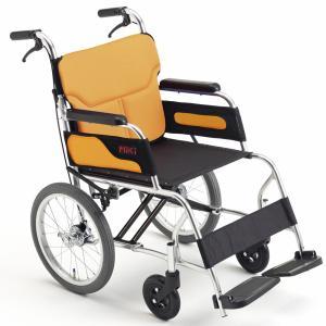 MC-43RK ミキ社のメイド・イン・ジャパン製(日本工場製) 車椅子(車いす) ミキ製 セラピーならメーカー正規保証付き/条件付き送料無料|therapy-shop