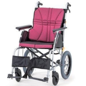 一押し車いす  NAH-U1(ウルトラ) 車椅子(車いす) 日進医療器製 セラピーならメーカー正規保証付き/条件付き送料無料|therapy-shop