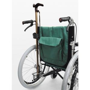 オプション 杖立て(カワムラサイクル製車椅子用オプション) therapy-shop