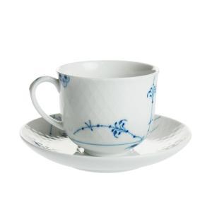 ロイヤルコペンハーゲン ブルーパルメッテ  コーヒーカップ&ソーサー240ml|therichcojp|03