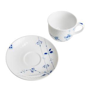 ロイヤルコペンハーゲン ブルーパルメッテ  コーヒーカップ&ソーサー240ml|therichcojp|05